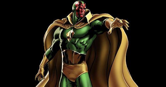 Vision-Avengers-Marvel-Comics