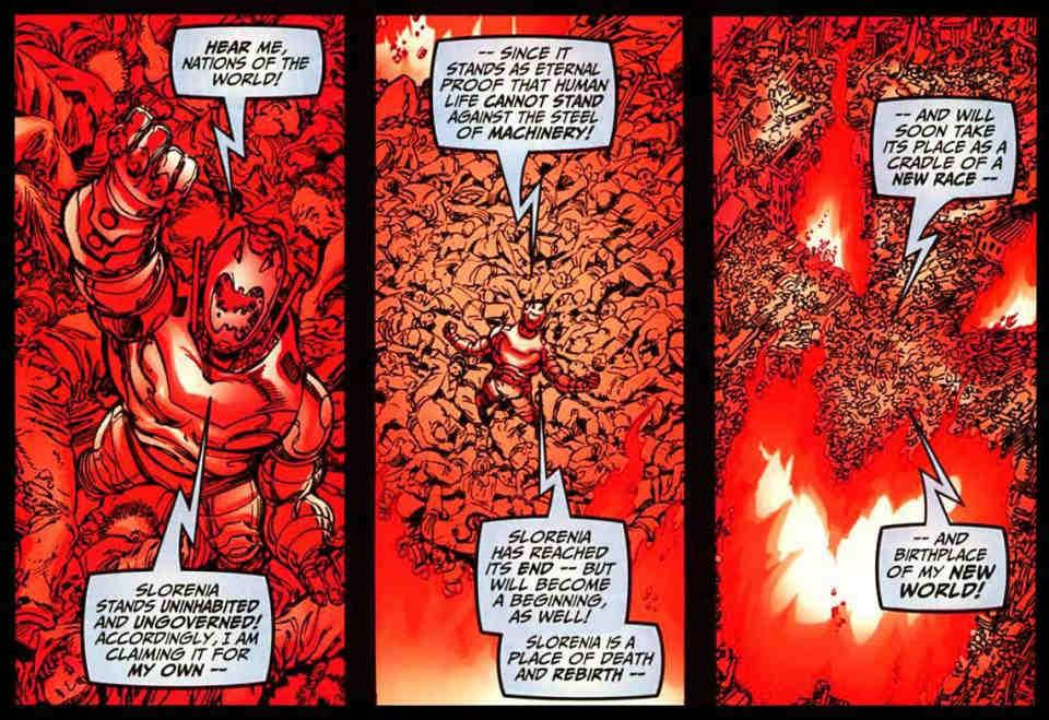 aou easter vingança de ultron comics
