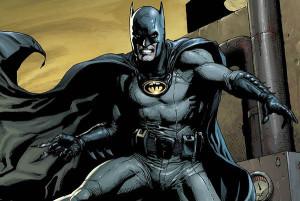 batman earth one volume two im des