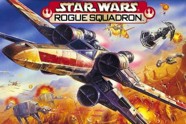 Star Wars, Rogue Squadron