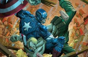 Capitão América: Bazuca (Nova Marvel)