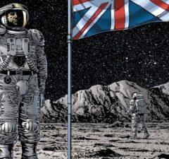 plano crítico ministério do espaço Ministry of Space
