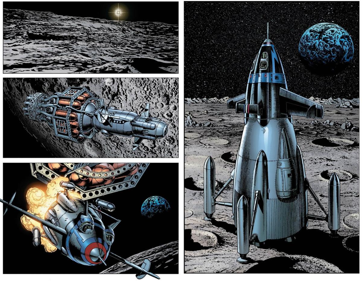 plano crítico naves ministério do espaço
