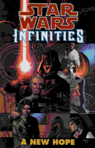 sw infinities a new hope cover