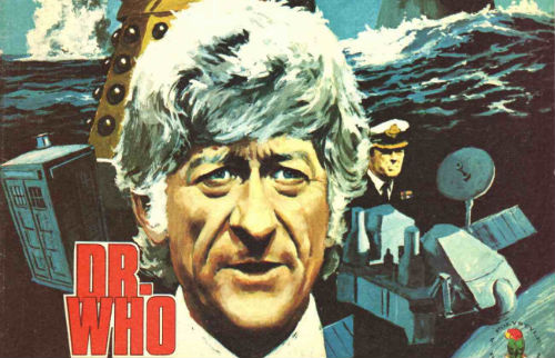 Doctor Who The Threat from Beneath
