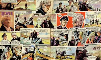 doctor who timebenders
