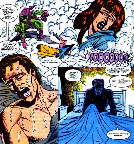 o que aconteceria se o homem aranha nao tivesse casado com mary jane