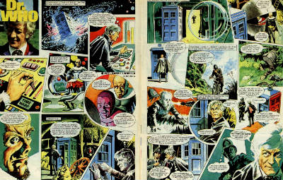 the eternal present doctor who
