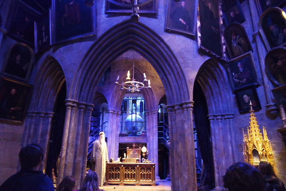 Escritório de Dumbledore