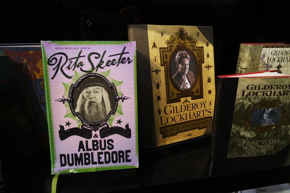 Livros escritos na série