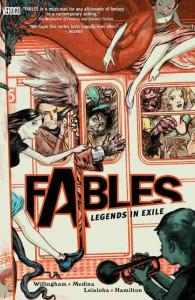 fabulas volume 1 capa