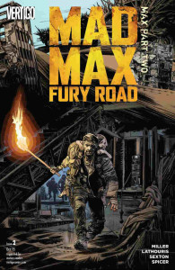 mad max fury road max 2 cover