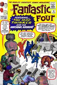 quarteto fantastico 15 capa