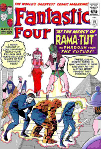 quarteto fantastico 19 capa