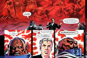 Doctor Who: The Instruments of War / Space Invaders
