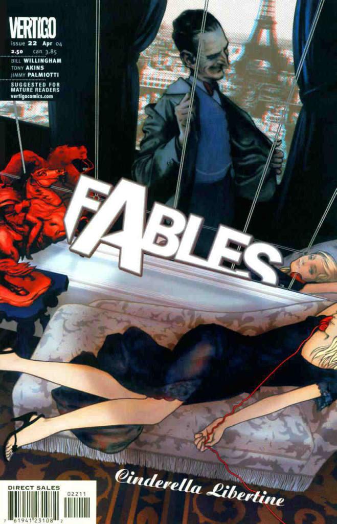 fabulas 22