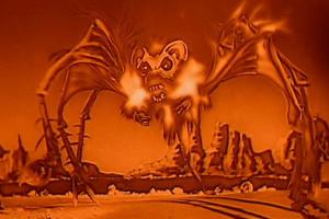viagem ao planeta proibido the angry red planet