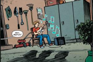 back to the future 1 idw quadrinhos im des plano critico