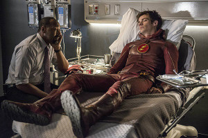 the flash 2x01 the man who saved central city plano critico