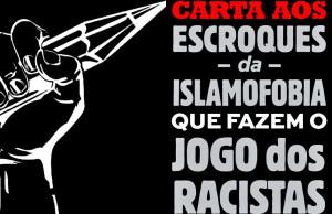 Carta aos Escroques da Islamofobia que Fazem o Jogo dos Racistas, por Charb