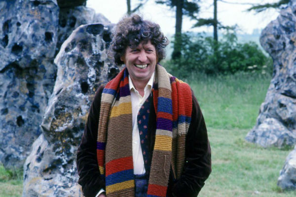 The stones of blood tom baker doctor who