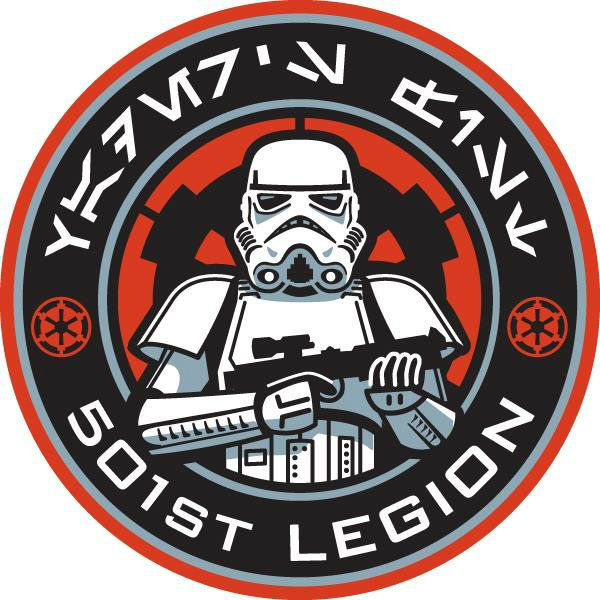 501st legion flag