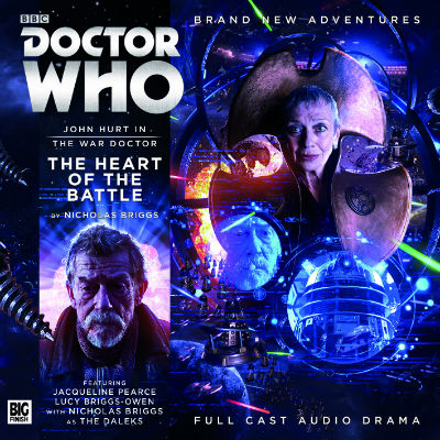 Theheartofthebattle doctor who the war doctor