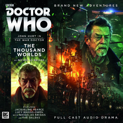 Thethousandworlds doctor who the war doctor