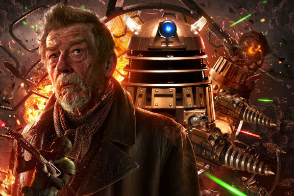 doctor who the war doctor only the monstrous