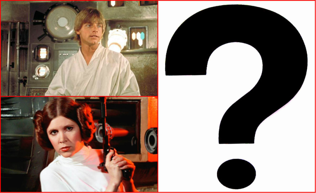 luke leia question