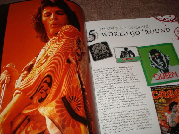 queen historia ilustrada banda de rock