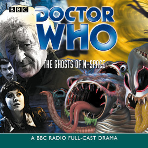 The Ghosts of N-Space doctor who