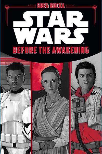 Star Wars Before the Awakening-CAPA