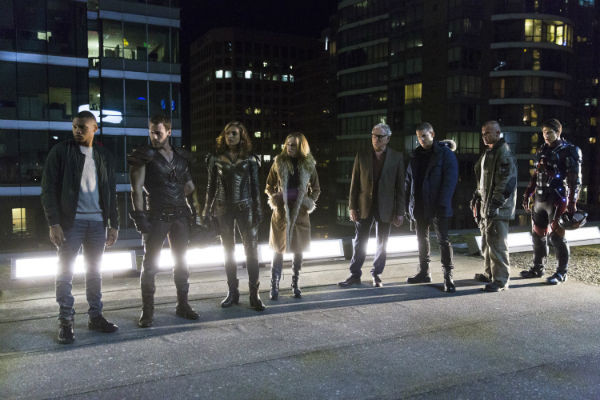 legends of tomorrow pilote part 1