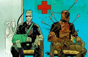 Hawkeye_vs._Deadpool_Gaviao Arqueiro