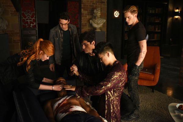 Of Men and Angels shadowhunters