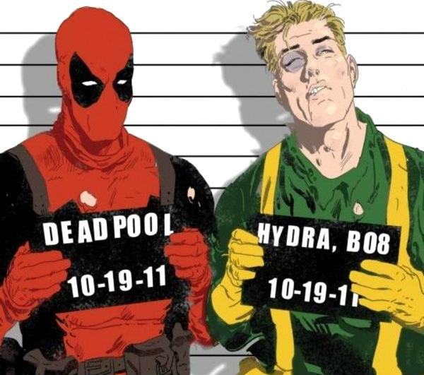 deadpool bob