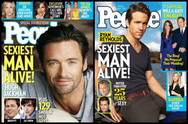 people magazine sexiest men alive