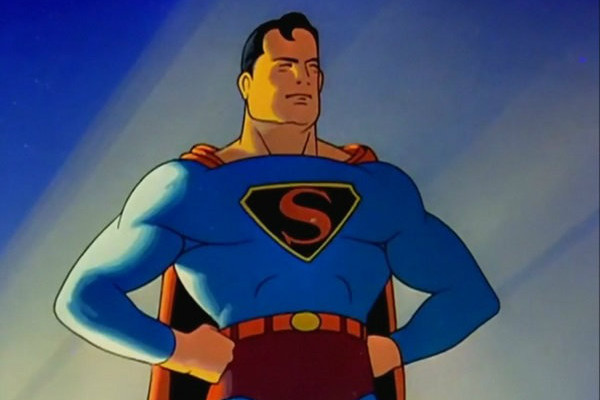 Resultado de imagem para superman fleischer studios