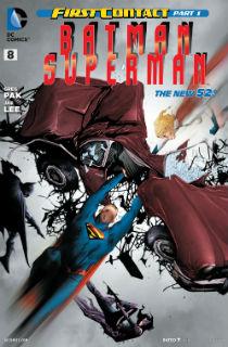 Batman_Superman_Vol_1_8_Primeiro Contato