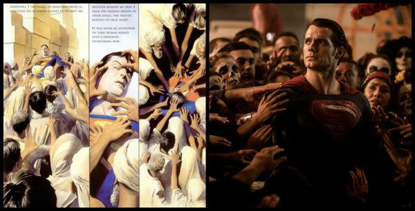 Superman Paz na Terra, Dia de Los Muertos