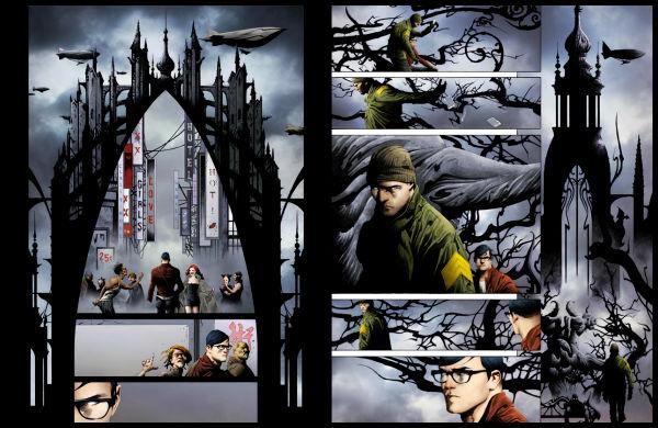 batman e superman mundos cruzados gotham