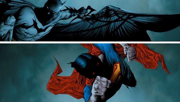 batman e superman