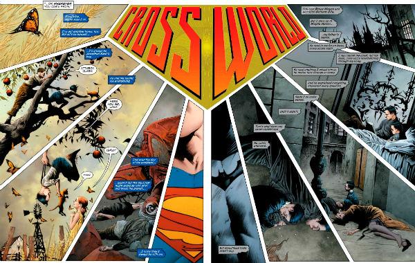 batman superman mundos cruzados