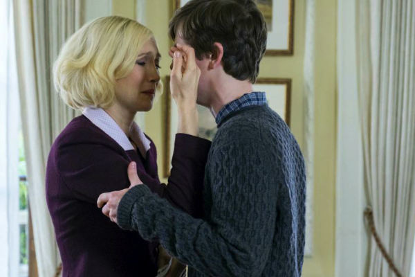 There's No Place Like Home bates motel