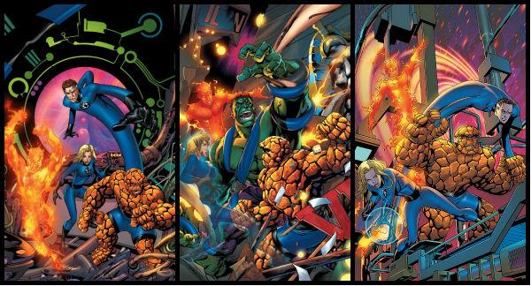 quarteto fantástico caminho las vegas hulk