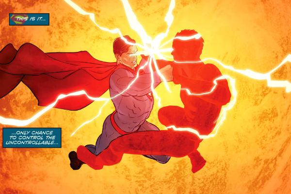 Superman #52 (2016) os dias finais do superman plano critico