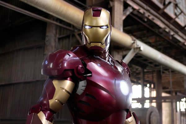 UCM - Homem de Ferro