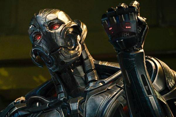 UCM - Vingadores Era de Ultron