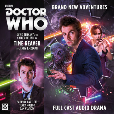 doctor who time reaver